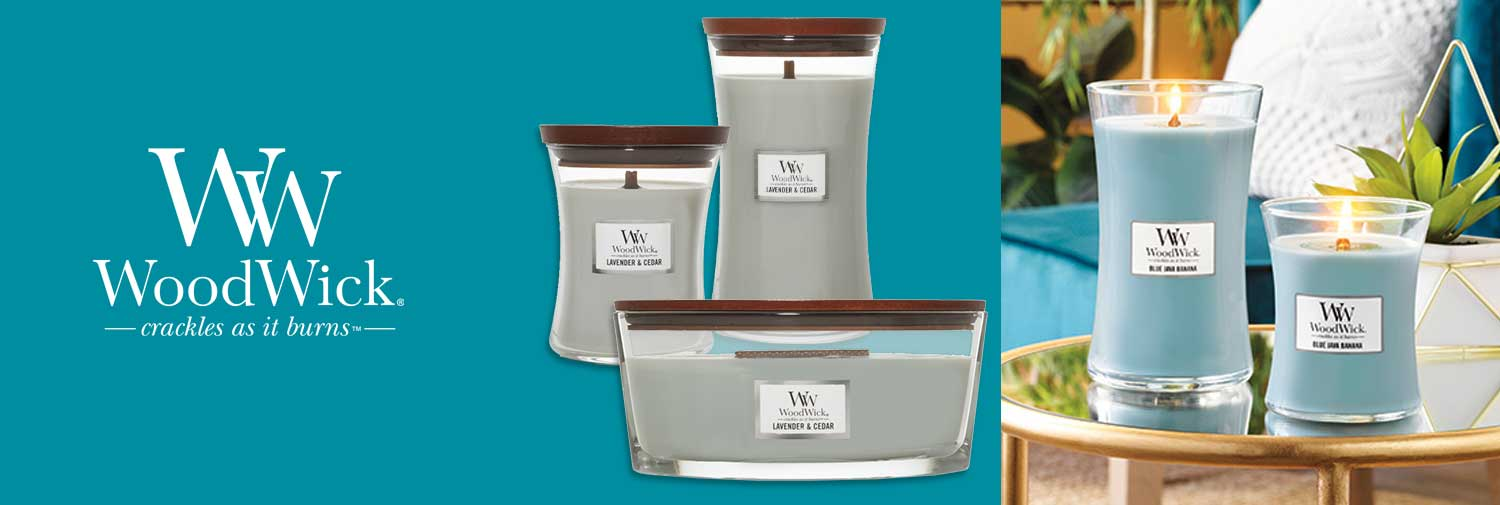 WoodWick Candles Sale - Fragrance of the Month